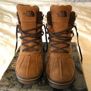 Men's Ballard Duck Boot- North Face, Brand New